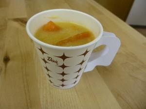 酒かすスープ